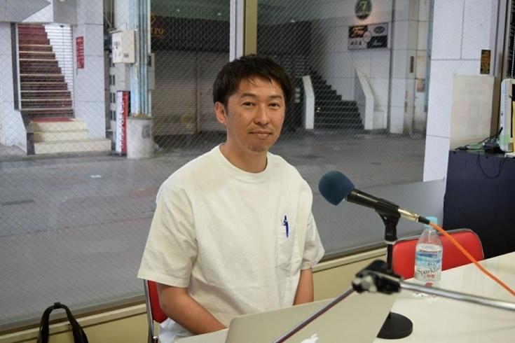 佐賀市えびすFMにてお話をさせて頂きました。